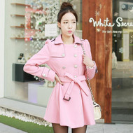 Sweet Slim Wool Coat
