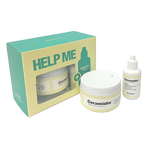 Dr.Jart Ceramidin Light Cream 90g Special Pack + Ceramidin Liquid 30ml