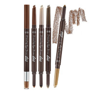 Etude House New Drawing Eye Brow Duo 4 Color 0.3g*0.5g
