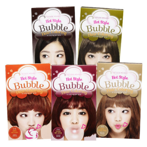 Etude House Hot Style Bubble Hair Coloring