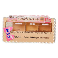 CANMAKE Color Mixing Concealer Makeup 2 Colors Palette