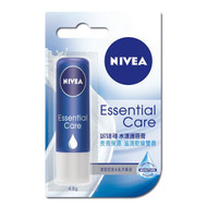 Nivea Essential Care Lip Balm 4.8g
