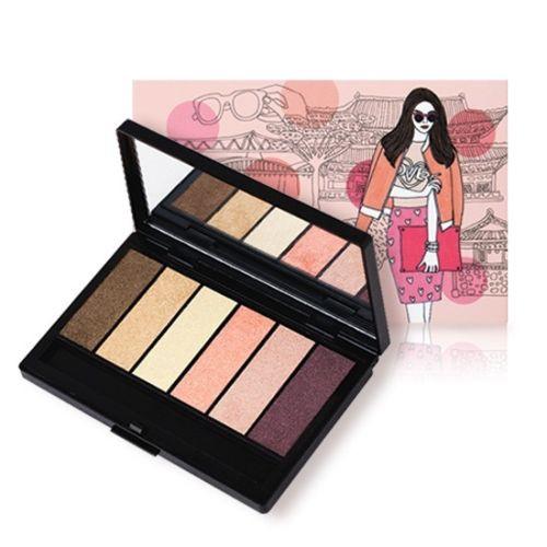 banila co.. Multi Eye Palette Shadow Chic Fall in Seoul 5.2 g