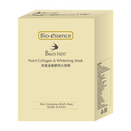 Bio-Essence Bird's Nest Nutri-Collagen & Whitening Mask 10 PCS