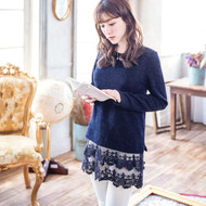 Lace Swing Top