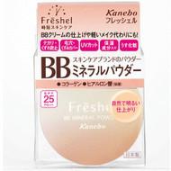 Kanebo Freshel BB Mineral Powder SPF25 PA++ 10g