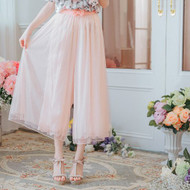 Gauze Wide Leg Pants