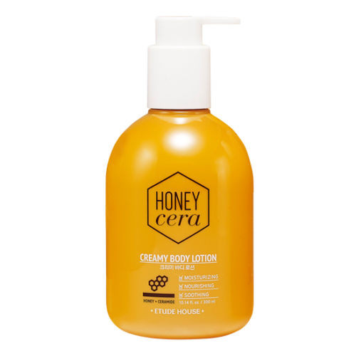 Etude House Honey Cera Creamy Body Lotion 300ml