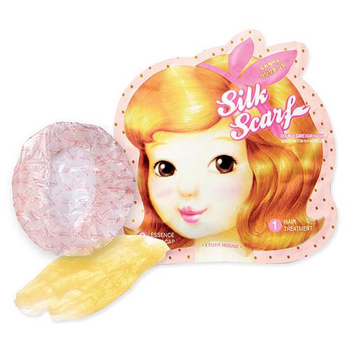 Etude House Silk Scarf Double Care Hair Mask [15ml + 5ml] * 1pcs