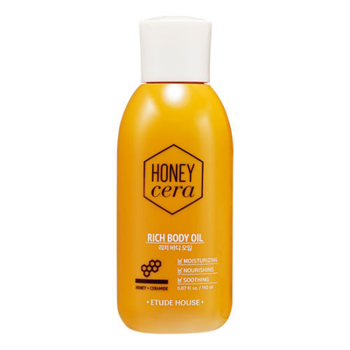 Etude House Honey Cera Rich Body Oil 150ml