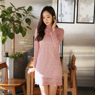 Lady Lace Dress