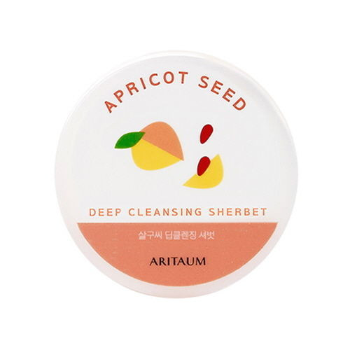 Aritaum Apricot Seed Deep Cleansing Sherbet 100ml