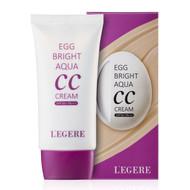 L'EGERE Egg Bright Aqua CC Cream SPF50+ PA+++ 35g