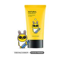 THE FACE SHOP Kakao Friends Natural Sun Eco No Shine Hydraing Sun Cream 50ml