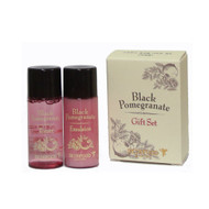 SKINFOOD Black Pomegranate Gift Set Toner & Emulsion 2 Set