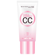 MAYBELLINE Care & Correct CC Cream Pink Glow SPF37 PA+++ for Dull Skin
