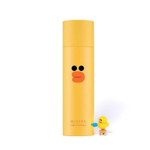 Kết quả hình ảnh cho (LINE FRIENDS)Time Revolution The First Treatment Essence #Brown