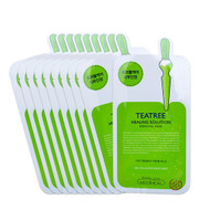 MEDIHEAL Teatree Healing Solution Essential Mask Pack Sheets