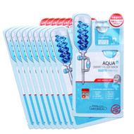 MEDIHEAL Smart 2-Step Aqua Double Filler Mask Pack Sheets