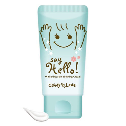 Candy Love Say Hello Whitening Skin Soothing Cream