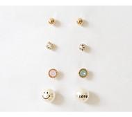 Cute Earring Set