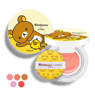 A'PIEU Air Fit Cushion Blusher Rilakkuma Edition