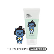 THE FACE SHOP Kakao Friends Fresh Foaming Cleanser #Neo
