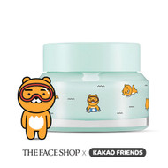THE FACE SHOP Kakao Friends Chia Seed Sebum Control Moisture Cream