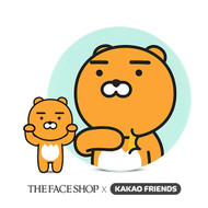 THE FACE SHOP Kakao Friends CC Intence Cover Cushion