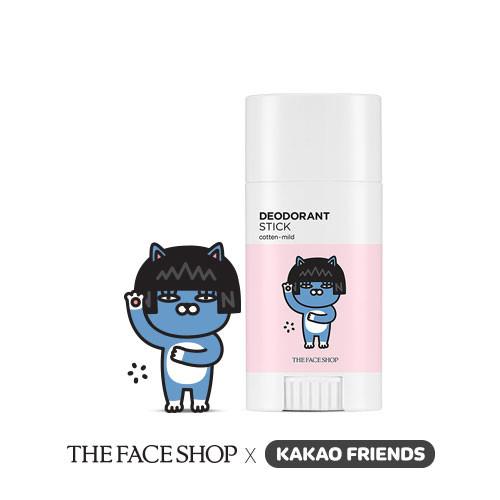 THE FACE SHOP Kakao Friends Etiquette Fresh Deodorant
