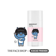 THE FACE SHOP Kakao Friends Etiquette Fresh Deodorant Stick Mild #Neo
