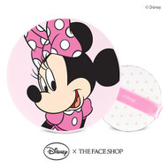 THE FACE SHOP Natural Sun Eco Baby Cushion Disney Collaboration # Minnie Mouse