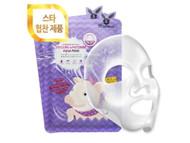 Elizavecca Bio Cling Whitening Aqua Facial Mask