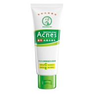 Mentholatum Medicated Acnes Face Wash Cleanser 100g