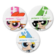 peripera Cushion Puff 3-Piece Set Powerpuff Girls