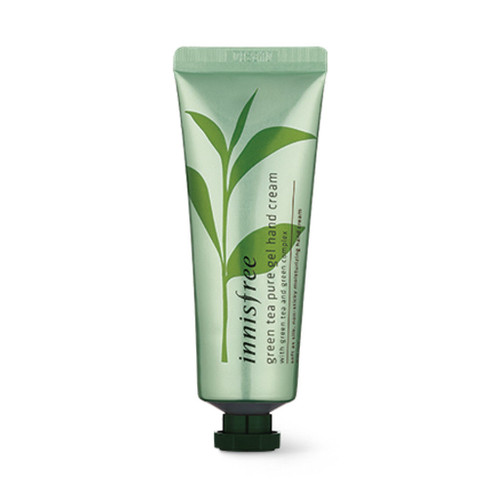 innisfree Green Tea Pure Gel Hand Cream