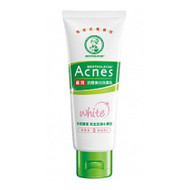Mentholatum Acnes Medicated Clear & Whitening Face Wash 100g