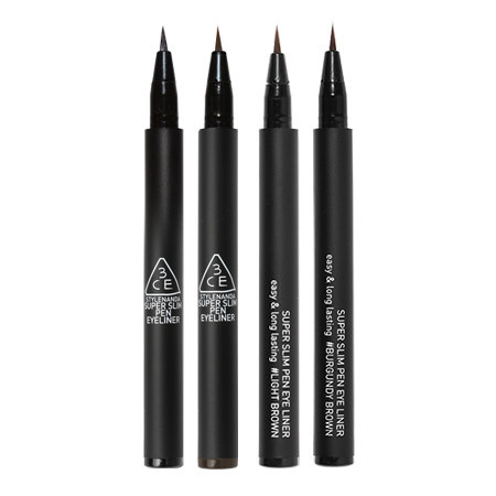 3CE 3 Concept Eyes Super Slim Pen Eye Liner
