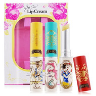 DHC Japan x Pure Olive Lip Cream Stick Balm Disney Princess Xmas Set