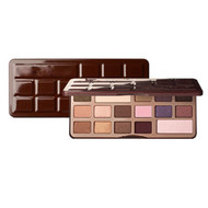 Chocolate Bar 16-Color Smoked Eye Shadow Palette