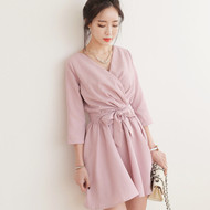 Plain Lady Dress