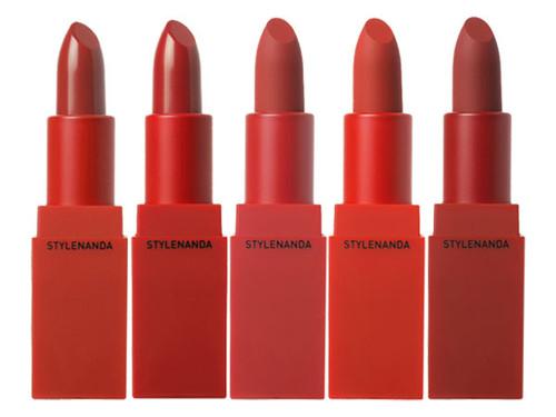 3CE Red Recipe Lip Color