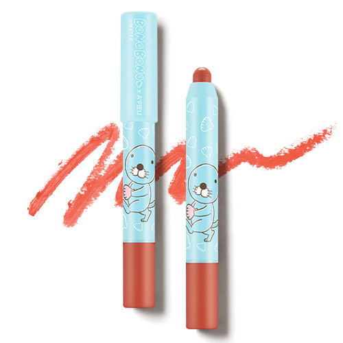 A'PIEU Bonobono Edition Color Lip Pencil Matt