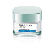 L'OREAL PARIS Pure Clay Mask Hydration