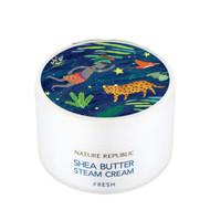 NATURE REPUBLIC Shea Butter Steam Cream 100ml # Fresh