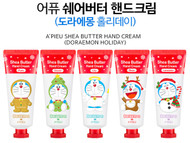 A'PIEU Shea Butter Hand Cream (Doraemon Holiday)