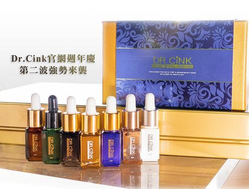 DR. CINK Classic 7 Pieces Gift Set