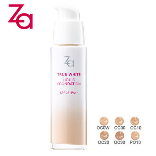Za True White EX Liquid Foundation