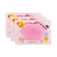 TONYMOLY Kiss Kiss Lovely Lip Patch 10g 3pcs
