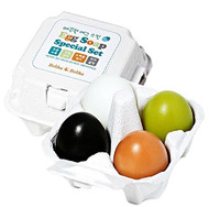Holika Holika Egg Soap Special Set 4 type (50g x 4 pcs)